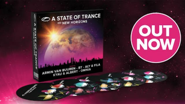 Z okazji 650 odcinka kultowej audycji Armina Van Buurena A State Of Trance przygotowano pięciopłytowy album na którym wspierają go BT, Aly & Fila, Kyau & Albert i Omnia