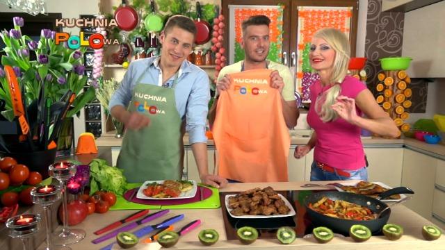 POLO TV poleca Powerowe polędwiczki oraz gorące życzenia   -> Kuchnia Polowa Mejk