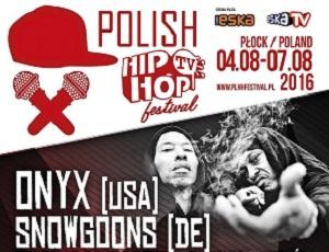 KONKURS: Wygraj bilety na Polish Hip-Hop TV Festival 2016!