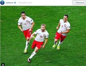 Polska - Szwajcaria: WYNIK, SKRÓT i BRAMKI meczu na EURO 2016
