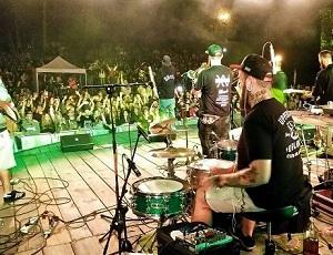 Mazury Hip-Hop Festiwal 2016 - dzień 2: Tede ze Złotą Felgą