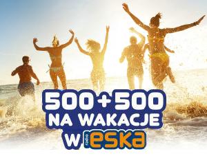 KONKURS: wygraj 1000 zł na wakacje!       ZGŁOŚ SIĘ
