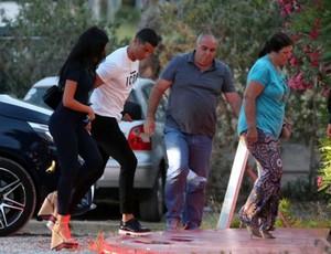 Cristiano Ronaldo zostanie tatą po raz CZWARTY?!