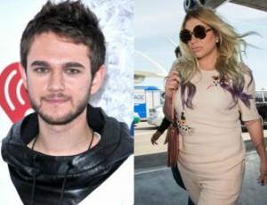Kesha i Zedd - ich wspólna piosenka to HIT! Dr. Luke się wkurzy :)