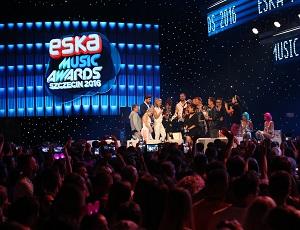 Powtórka ESKA Music Awards 2016 - gdzie oglądać online i w TV?