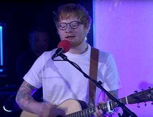Ed Sheeran śpiewa hit Little Mix!