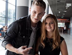 Adam Stachowiak i Ewelina Bogucka - bitwa w Voice of Poland!