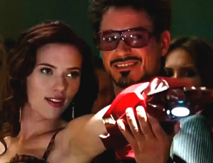 Kapitan Ameryka 3: Czarna Wdowa wybrała Iron Mana! Dlaczego?!